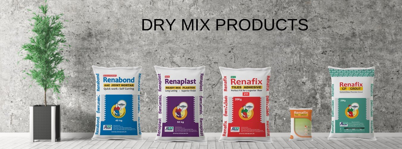 Renacon Dry Mix Products